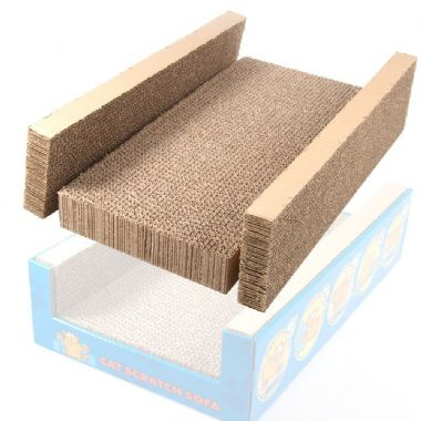 Insert REFIL pack for Cat Scratch Sofa Lounge